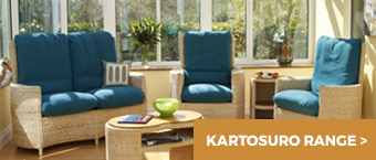 Kartosuro Range - Garden Room Furniture