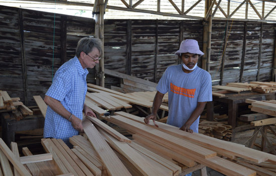 what is mindi wood timber