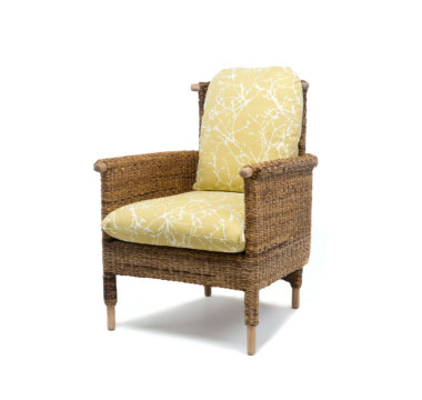 Bantul high back chair