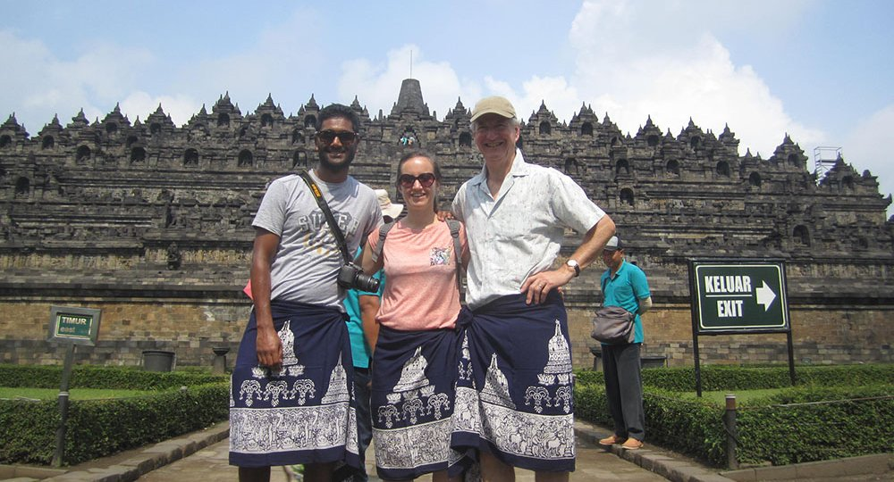 Gang-of-3-Borobodur
