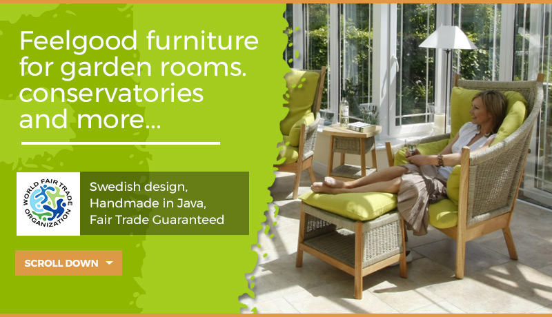 Fair Trade Conservatory Furniture