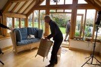 Hugh helping