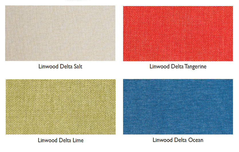 Linwood delta swatches