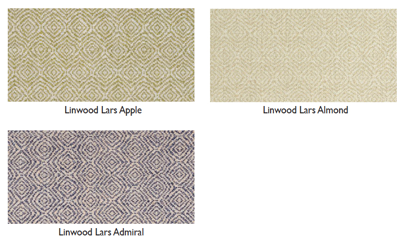 Linwood lars swatches