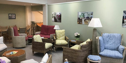 conservatory furniture showroom leek staffordshire