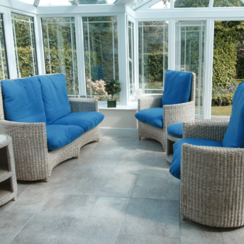 conservatory orangery furniture cost