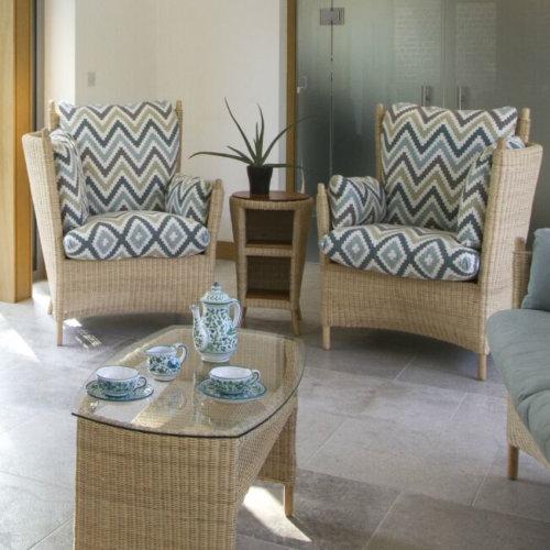 modern orangery furniture