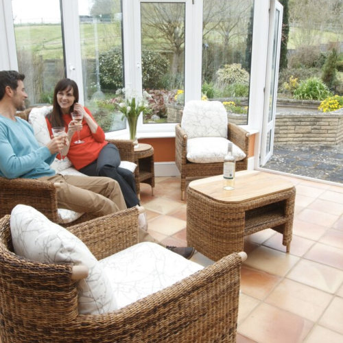conservatory furniture cost buckingham