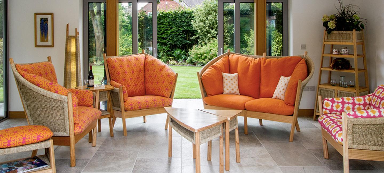 modern furniture for garden buildings